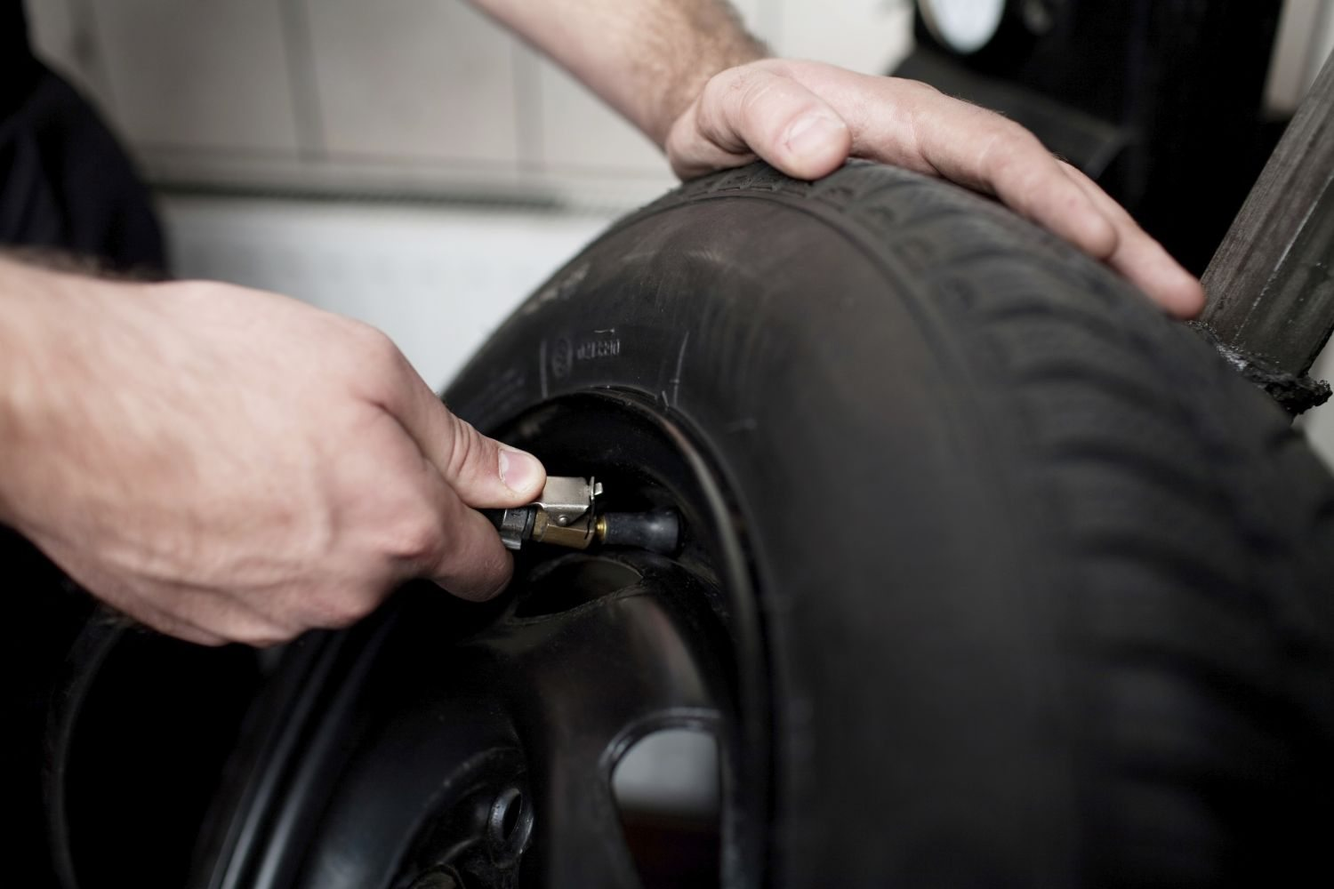 edinburgh mot test tyres